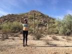 Hiking the San Tan Mountain
