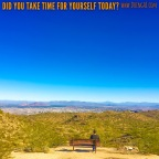 South Mountain, a Hike with your Car